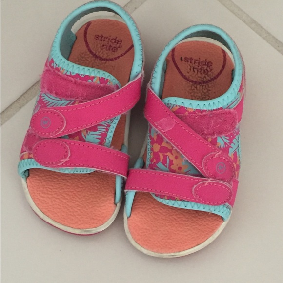 Stride Rite Shoes   Girls Sandals